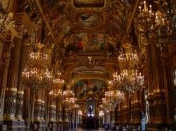 Palais Garnier Charles Garnie