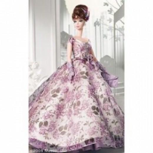 Dream Dool: Barbie Fashion Model Collection Violette Silkstone
