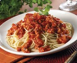 Sunday Spaghetti