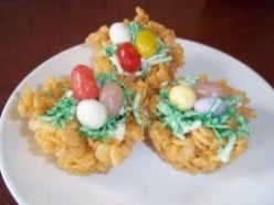 Rice Krispies Easter Treats For Kids