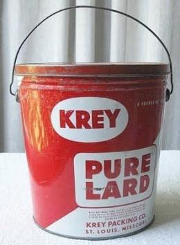 lard bucket
