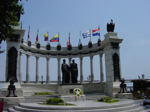 La Rotonda!!!!! A monument that represents one of the biggest moments of our history.