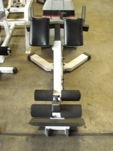 Another gym quality piece of used exercise equipment.