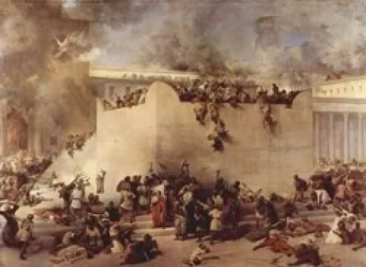 Destruction of Solomon's Temple