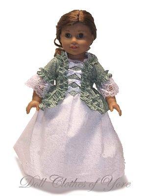 'Elizabeth's Best' Doll Dress