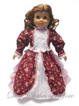 'Victoria's Visit' Dress