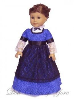 'Blue Skies' Dress