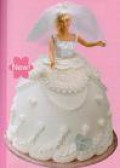 Barbie as cake decoration www.sugarcraft.com