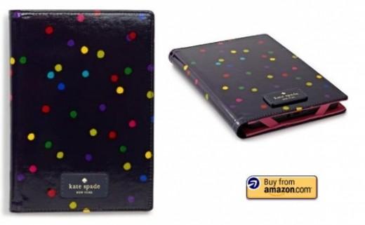 Kate Spade New York Sprinkle Dot Designer Kindle Fire Cover
