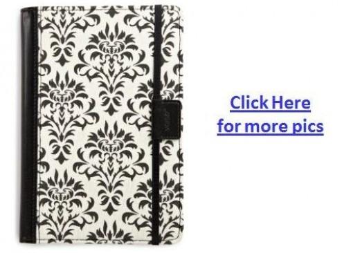 Verso Versailles Designer Kindle Fire Cover