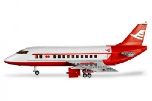 Lego City Airport Review Side View