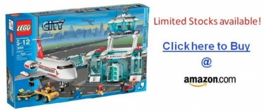 Order Lego City Airport 7894