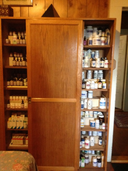 Hundreds more homeopathic and nutritional remedies for testing to find the exact resonance of your body's specific needs in real time.