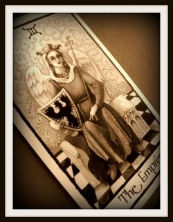 major arcana - the empress