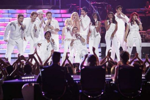 "The Top (13) Perform ""So What"" By Pink"