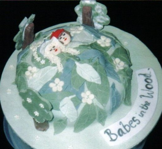 Babes in the Wood Cake