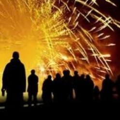 Bonfire Night in the UK