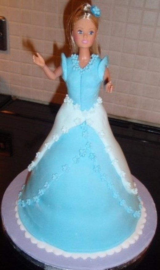 Another version of the Cinderella Cake