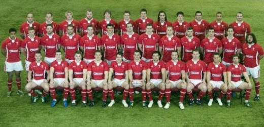 Six Nations Squad 2013