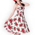 50s Style Rock 'n' Roll Dresses by Hell Bunny