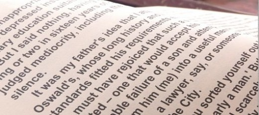 Large Print Fonts