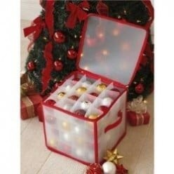 Great Ideas for Christmas Decorations Storage Solutions