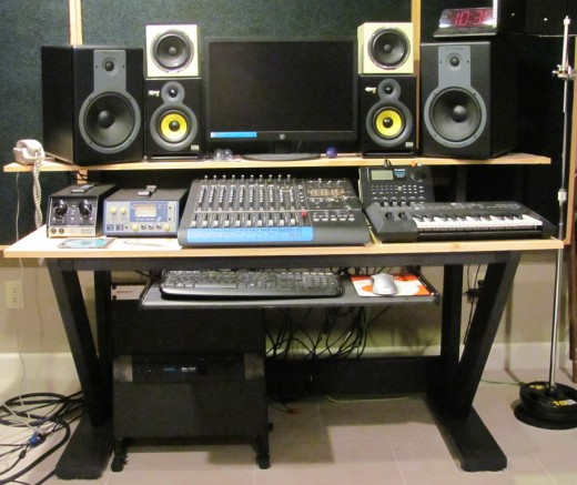 Bob's Home Recording Studio | hubpages