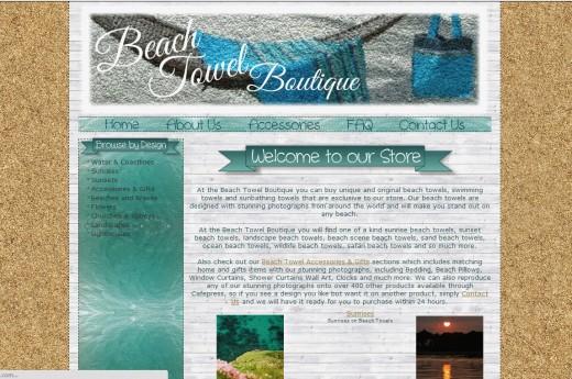 Beach Towel Boutique