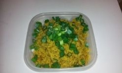 Coconut Curried Rice
