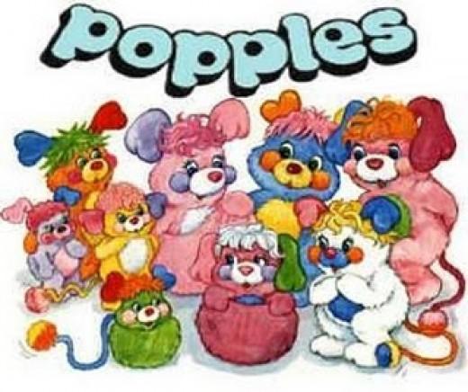 Mattel Popples
