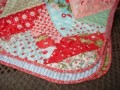 Perfectly Finished Quilt Edges Without Binding