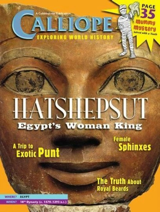 an issue about Hatshepsut