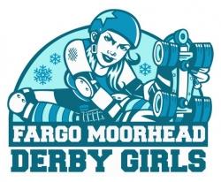 derby, skating, FMDG, Fargo