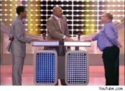IS FAMILY FEUD FOR REAL WITH RACIAL FORMAT?