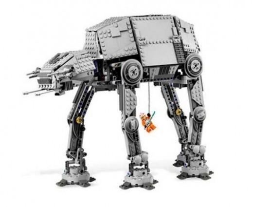 LEGO 10178 Motorized Walking AT-AT
