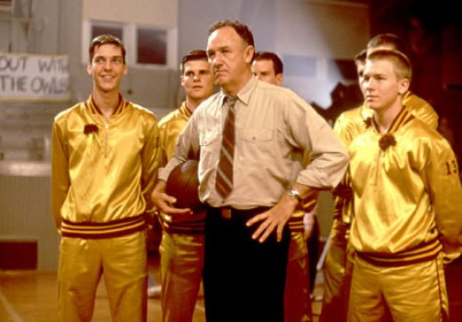 Hoosiers Tells The Story Of A Tiny Indiana High School Basketball Team That Won It All