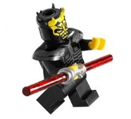 Savage Opress Lego mini figure