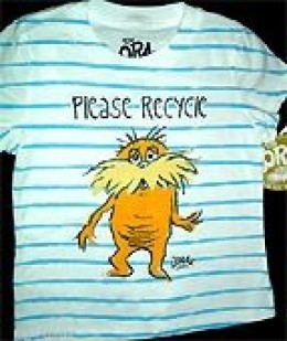Lorax Recycle T Shirt
