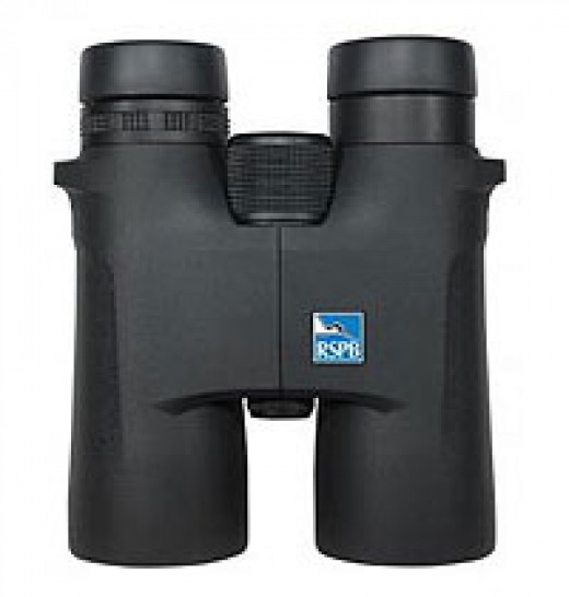 RSPB 10.5x42 waterproof binoculars