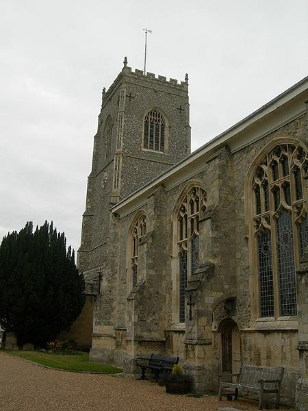 Framlingham Church, Suffolk