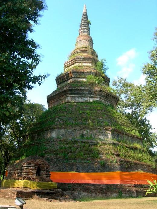 Wat Chedi Luang, Chiang Saen