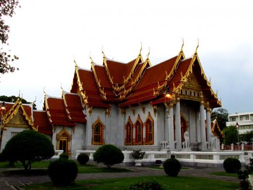 Wat Benjamabophit, Bangkok