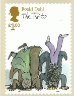 Twits Stamp