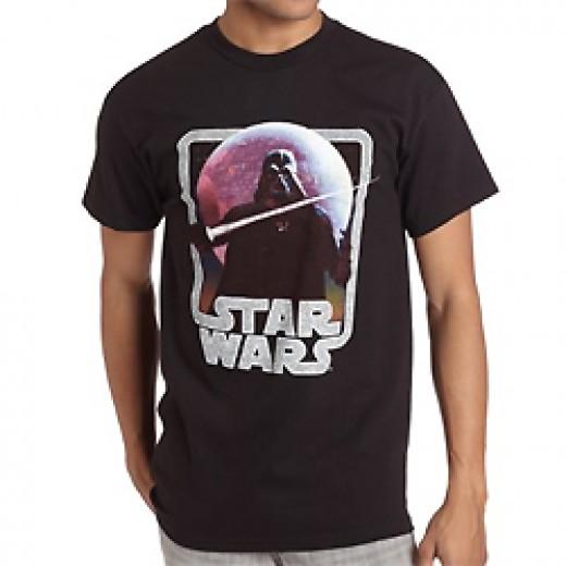 Darth Vader Space Villain T-Shirt