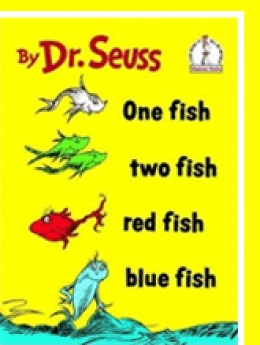 Buy One Fish, Two Fish, Red Fish, Blue Fish on Amazon.com; new from $3.40