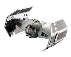 Revell Star Wars Easykit Pocket Darth Vaders Tie Fighter