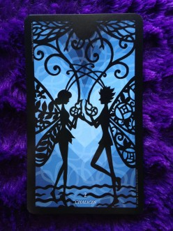 Writing with Tarot: 2 of Cups
