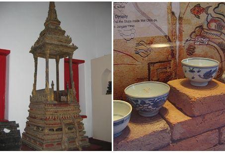 Lopburi Artefacts