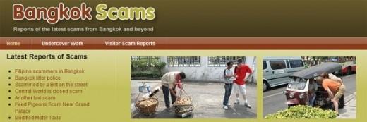 Bangkokscams.com