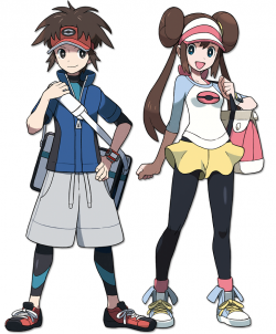 The male/female trainer from B&W2